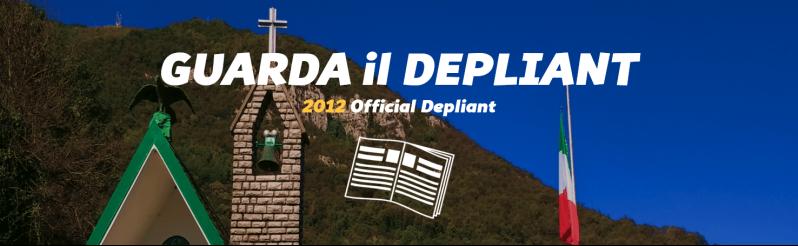 depliant 2012